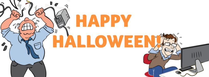 Halloween Backup Disaster Recovery