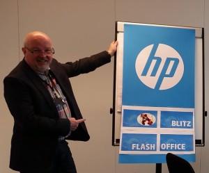 Bjørn Kløvvik redegjør for HPs lagringsstrategi og slår et slag for forenkling av datalagring i dette gjesteblogginnlegget. ( Foto:  Christopher Arsène DeJesus Wiborg